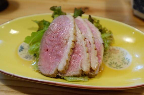 ローストビーフ(店長特製サービス品)