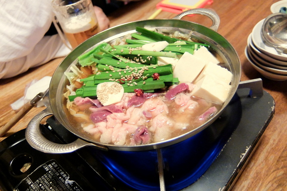 もつ鍋(しょうゆ味)