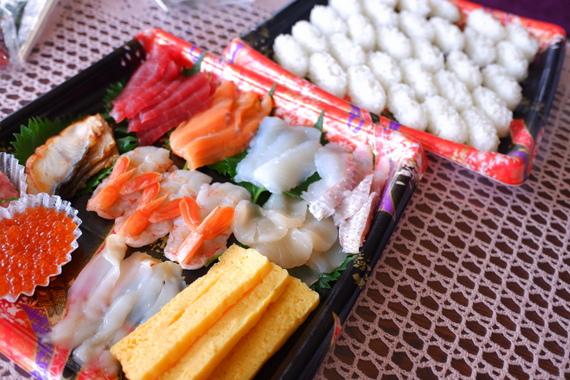 おうちではま寿司セット
