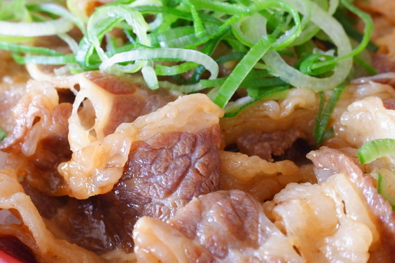 牛カルビ丼(お持ち帰り限定)