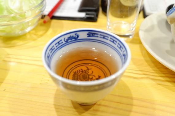 ジャスミン茶(サービス)