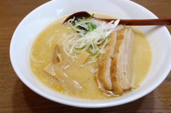 みそ角煮焼豚麺