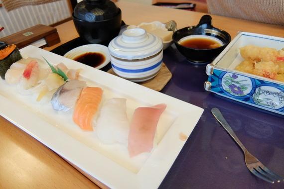 生寿司セット