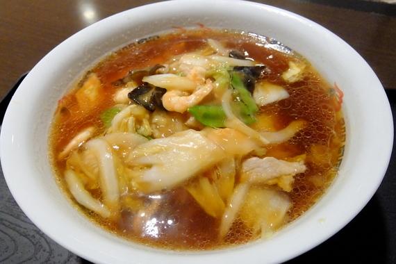 天津広東麺