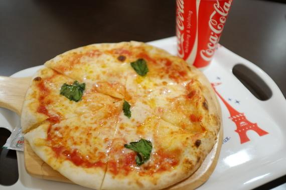 ランチピザ(マルゲリータ)