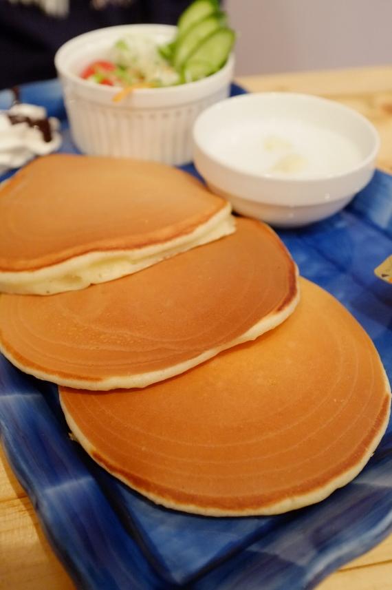 パンケーキ(プレーン)