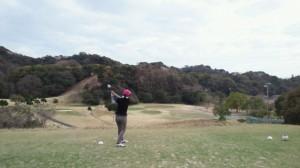 桜の不知火ゴルフ場②