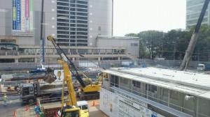 府中駅はまだまだ開発