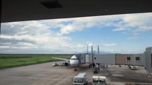 のどかな佐賀空港