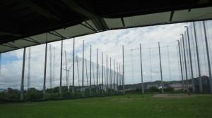 久々の入江ゴルフセンターです