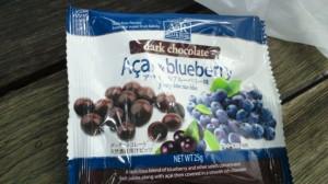アサイーブルーベリーダークチョコレート