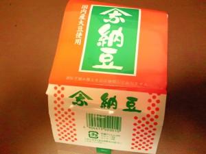 内藤食品の納豆