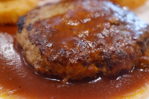 チーズ IN ハンバーグ & ミックスフライ