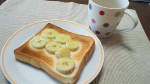 ある日の朝食