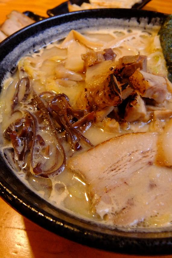 ゴロチャー(味噌)