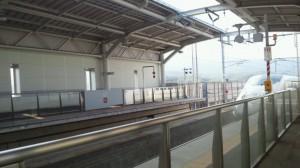 九州新幹線のつばめです
