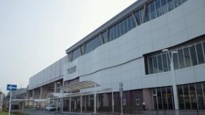 新大牟田駅です