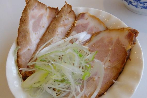 チャーシュー(別皿)