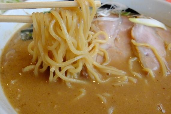 味噌カレーらーめん+チャーシュー