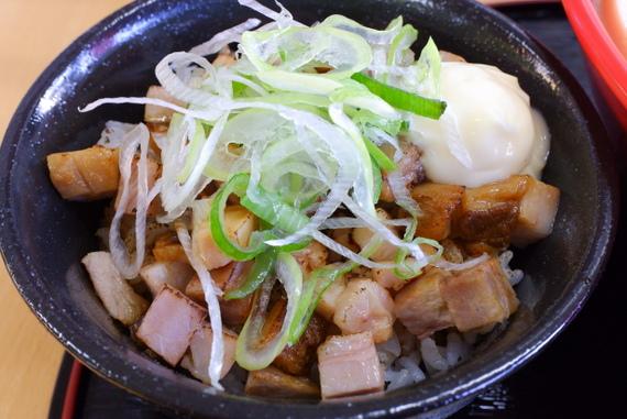 ミニチャーマヨ丼